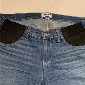 Maternity jeans Paige denim